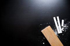 White chalks Royalty Free Stock Photo