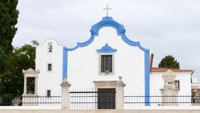 White chapel, Portugal royalty free stock photo