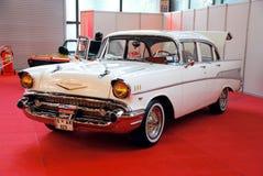 White Chevrolet Stock Images