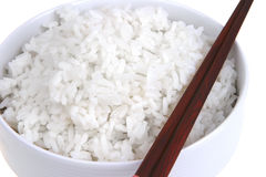 White china rice Royalty Free Stock Image