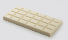 White chocolate Stock Photography