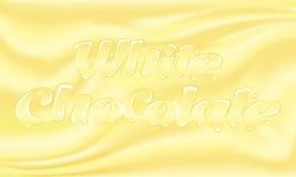 White chocolate Royalty Free Stock Photos