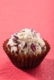 White chocolate truffle ball Royalty Free Stock Photography