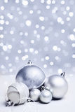 White Christmas Royalty Free Stock Photography