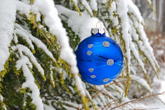 White Christmas Royalty Free Stock Image
