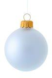 White christmas ball Royalty Free Stock Image