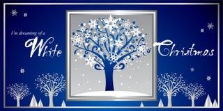 White Christmas. Royalty Free Stock Photos