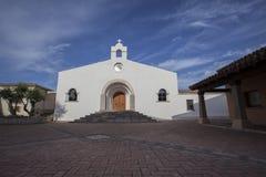 White church Stock Photography