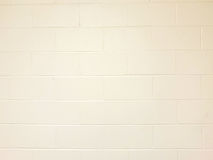 White Cinderblock Wall Background Vertical Royalty Free Stock Image
