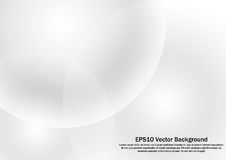 White circle abstract gradient background Stock Photo