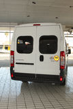 White Citroën Relay Light Commercial Transport  Van Stock Photography