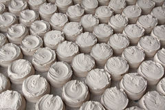 White Clay Filler (Din Sor Phong) Royalty Free Stock Images