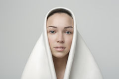 White clean beauty Royalty Free Stock Photography
