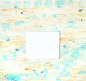 White clean square for your design Royalty Free Stock Photo