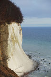 White Cliff Royalty Free Stock Photography