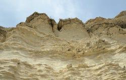 White cliff of Bonifacio Royalty Free Stock Photography