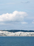 White cliff of Dover Stock Photos