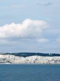 White cliff of Dover Stock Photos