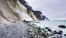 White Cliffs Royalty Free Stock Photo
