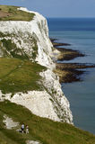 White Cliffs Royalty Free Stock Photos