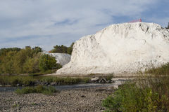 White cliffs of conoy township pa Stock Photography