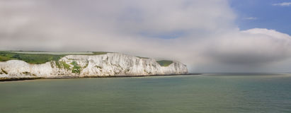 White cliffs of Dover Royalty Free Stock Photography