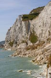 White cliffs of Dover Royalty Free Stock Image