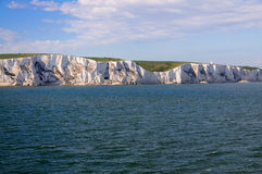 White Cliffs of Dover royalty free stock images