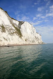 the white Cliffs of dover Stock Photos