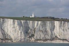 White Cliffs of Dover. The White Cliffs of Dover Royalty Free Stock Image