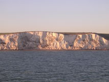 The White Cliffs of Dover. Royalty Free Stock Photos