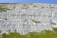 White cliffs of Dover Royalty Free Stock Photos