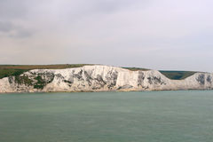 The white cliffs of Dover England Royalty Free Stock Image