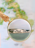 White Cliffs of Dover, England Royalty Free Stock Photography