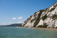 White Cliffs of Dover Stock Image
