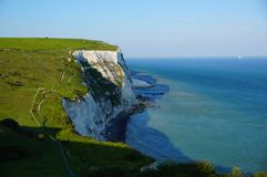 White Cliffs of Dover Stock Photography