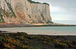 White Cliffs of Dover Royalty Free Stock Photos