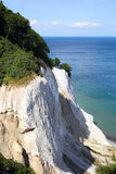 White cliffs Stock Image