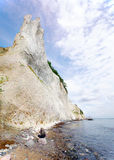 White cliffs Royalty Free Stock Photography
