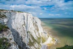 White Cliffs Of Dover Stock Photos