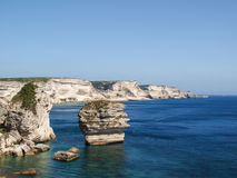 White cliffs Stock Photography
