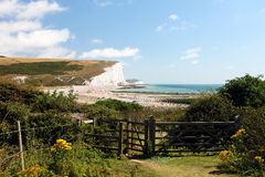 White Cliffs Stock Images