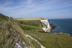 White Cliffs Royalty Free Stock Image