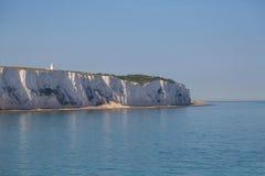White cliffs Royalty Free Stock Photos
