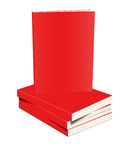 White closed book Stock Images