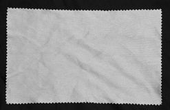 White cloth Stock Images