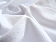 White cloth Royalty Free Stock Images