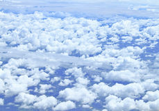 White cloud Royalty Free Stock Photography