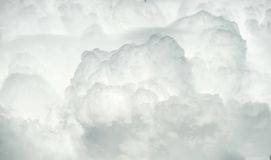White cloud background Royalty Free Stock Photo