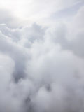 White Cloud Background Royalty Free Stock Image